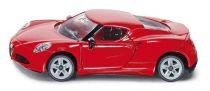 Siku Kovový model auta Alfa Romeo 4C
