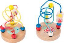 Small Foot Motorické hračky lesní labyrint 1 ks