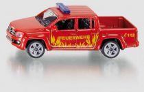SIKU Blister - Požární auto Pick-up