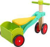 Dřevěné hračky Dřevěné hračky - Odrážedlo trojkolka Nils Small foot by Legler