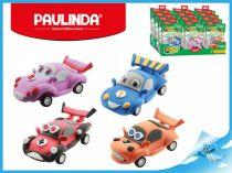 Paulinda modelovací hmota Racing Time auto - oranžové