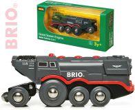Speciální kolekce - Velká elektrická parní lokomotiva