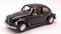 Welly - Volkswagen Beatle model 1:34  černé