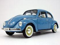 Welly - Volkswagen Beatle model 1:34  modré
