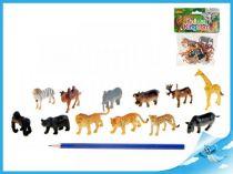 Zvířátka Safari - Animal Kingdom 12ks