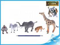 Zvířátka Safari 5 ks