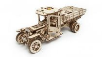 Dřevěné hračky Ugears 3D dřevěné mechanické puzzle Truck UGM 11