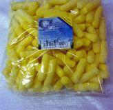 Zdravé mlsání - Kukuřične křupky s citrónovou příchutí