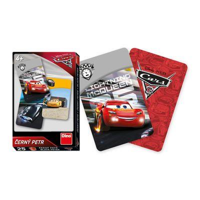 Dřevěné hračky Dino Černý petr Cars 3