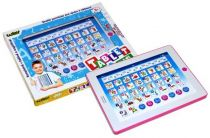 Dřevěné hračky Dětský tablet maxi Wiky