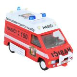 Monti System - MS45 - Dopravní automobil - Hasiči
