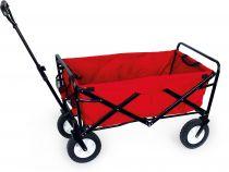 Skládací kovový vozík