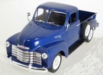 Welly - Chevrolet 1953 Pick Up 3100 model 1:24 modrý