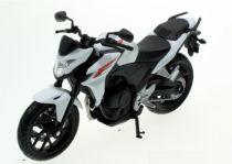 Welly - Motocykl Honda CB 500F model 1:18 bílá