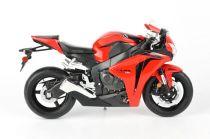Welly - Motocykl Honda CBR1000RR model 1:10 červená