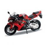 Welly - Motocykl Honda CBR 1000RR model 1:18 červená