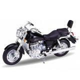 Welly - Motocykl Honda F6 C model 1:18 černá