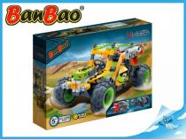 BanBao stavebnice - Hi-tech - buggy racing 07 zpětný chod 195ks