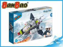 BanBao stavebnice - Mission Eagle - raketoplán 155ks + 2 figurky ToBees