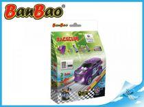 BanBao stavebnice - RaceClub - závodní auto Deora