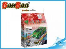 BanBao stavebnice - RaceClub - závodní auto Joy