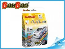 BanBao stavebnice - RaceClub - závodní auto Moon