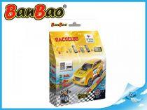 BanBao stavebnice - RaceClub - závodní auto Moxy