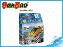 BanBao stavebnice - RaceClub - závodní auto Sling Shot