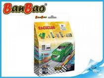 BanBao stavebnice - RaceClub - závodní auto Spiker