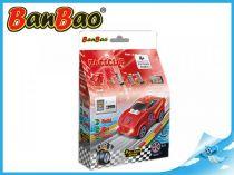 BanBao stavebnice - RaceClub - závodní auto Torero