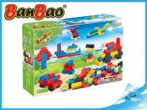BanBao stavebnice - základní kostky 194ks