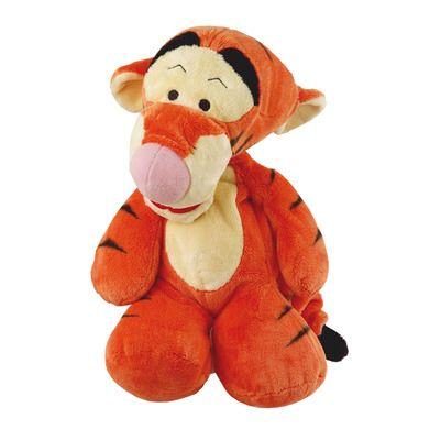 Dřevěné hračky Dino Plyšový tygr