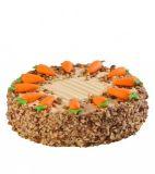 Ollies dorty - Carrot cake