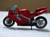 Welly - Motocykl Honda NR model 1:18 červená