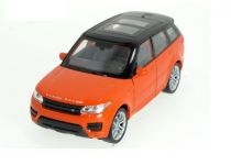 Welly Range rover Sport model 1:24 bílý