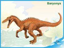 Dinosaurus - Baryonyx