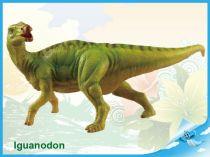 Dinosaurus - Iguanodon
