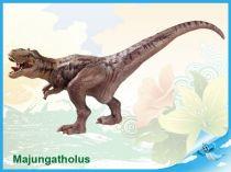 Dinosaurus - Majungatholus