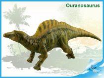 Dinosaurus - Ouranosaurus