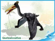 Dinosaurus - Quetzalcoatlus
