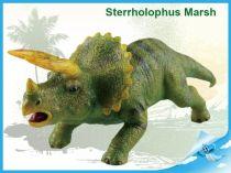 Dinosaurus  Sterrholophus Marsh