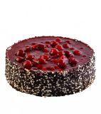 Ollies dorty - Čokomalina dort