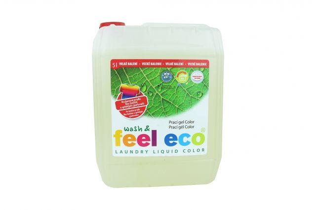 Dřevěné hračky Feel Eco - Prací gel color 5000 ml Natur Jihlava