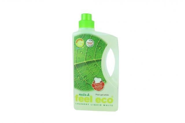 Dřevěné hračky Feel Eco - Prací gel na bílé prádlo 1500 ml Natur Jihlava