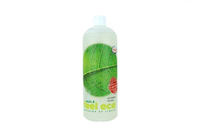 Dřevěné hračky Feel Eco - Prostředek na mytí nádobí 1l malina Natur Jihlava