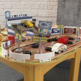 Dřevěné hračky KidKraft Disney Cars 3 Kardanová lhota