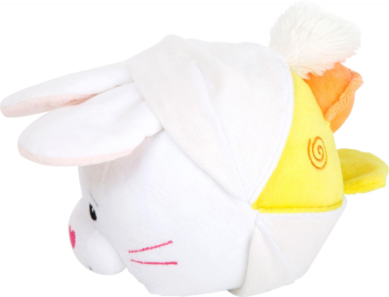 Dřevěné hračky Small Foot Látkový balónek králík a kačenka Small foot by Legler