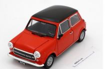 Welly - Mini cooper 1300 model 1:24 červený