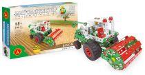 Malý konstruktér - BISON Kombajn (Zemědělské stroje)