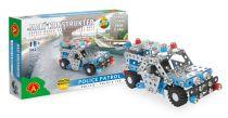 Malý konstruktér - POLICIE 158 Police Patrol